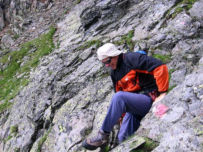 Foto: Andreas Koller / Wander Tour / Vom Prebersee auf das Roteck (2742 m) / 16.08.2010 18:36:30