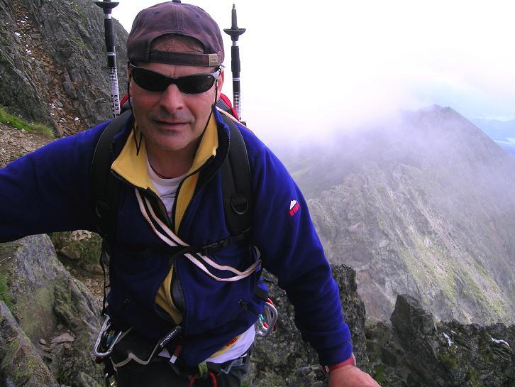 Foto: Andreas Koller / Wander Tour / Vom Prebersee auf das Roteck (2742 m) / 16.08.2010 18:36:21
