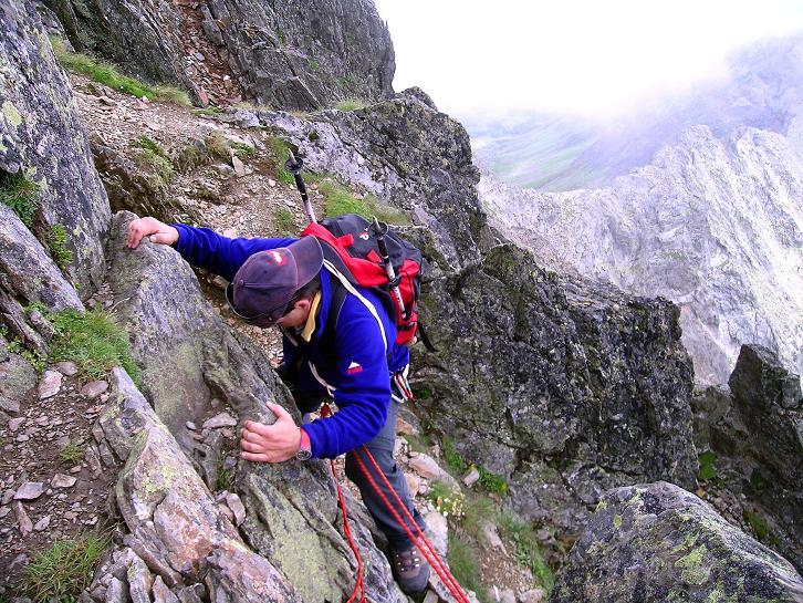 Foto: Andreas Koller / Wander Tour / Vom Prebersee auf das Roteck (2742 m) / 16.08.2010 18:36:13