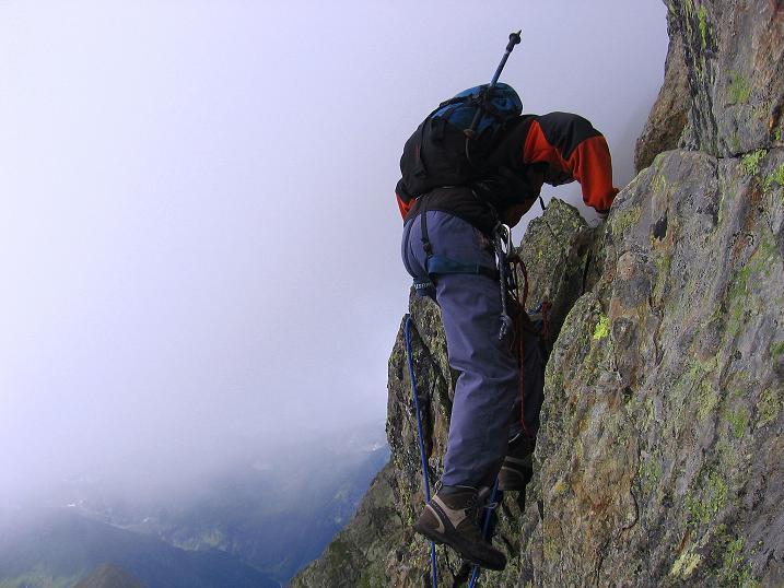 Foto: Andreas Koller / Wander Tour / Vom Prebersee auf das Roteck (2742 m) / 16.08.2010 18:35:45