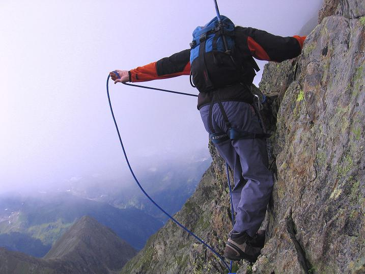 Foto: Andreas Koller / Wander Tour / Vom Prebersee auf das Roteck (2742 m) / 16.08.2010 18:35:38