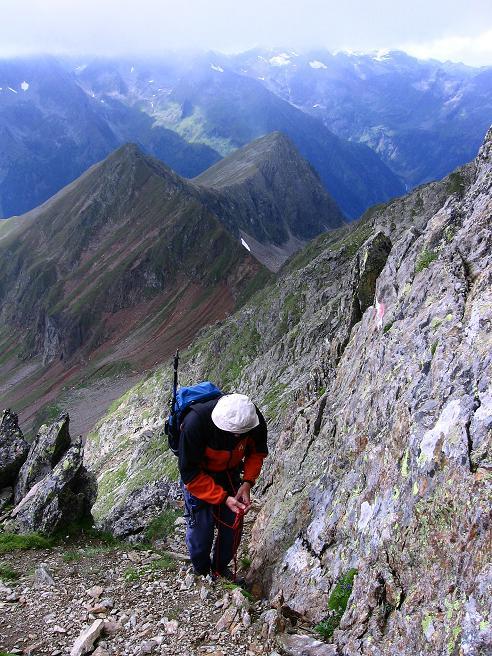 Foto: Andreas Koller / Wander Tour / Vom Prebersee auf das Roteck (2742 m) / 16.08.2010 18:35:31