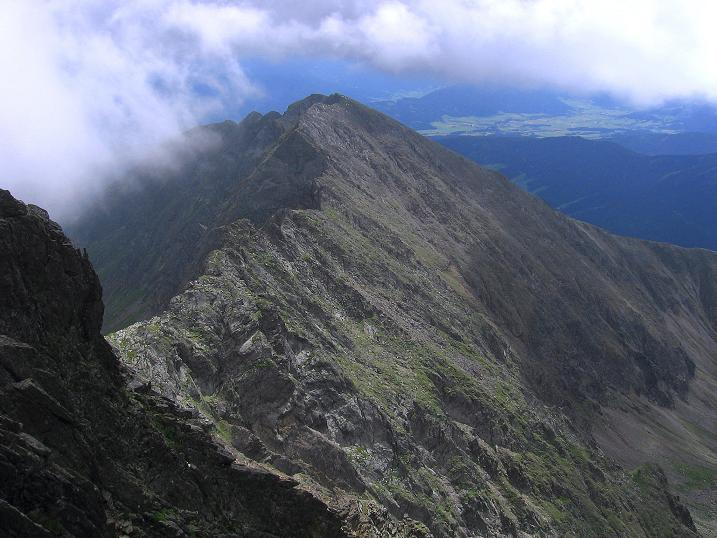 Foto: Andreas Koller / Wander Tour / Vom Prebersee auf das Roteck (2742 m) / 16.08.2010 18:35:20