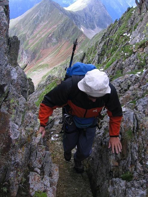 Foto: Andreas Koller / Wander Tour / Vom Prebersee auf das Roteck (2742 m) / 16.08.2010 18:35:08