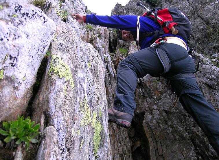Foto: Andreas Koller / Wander Tour / Vom Prebersee auf das Roteck (2742 m) / 16.08.2010 18:34:58