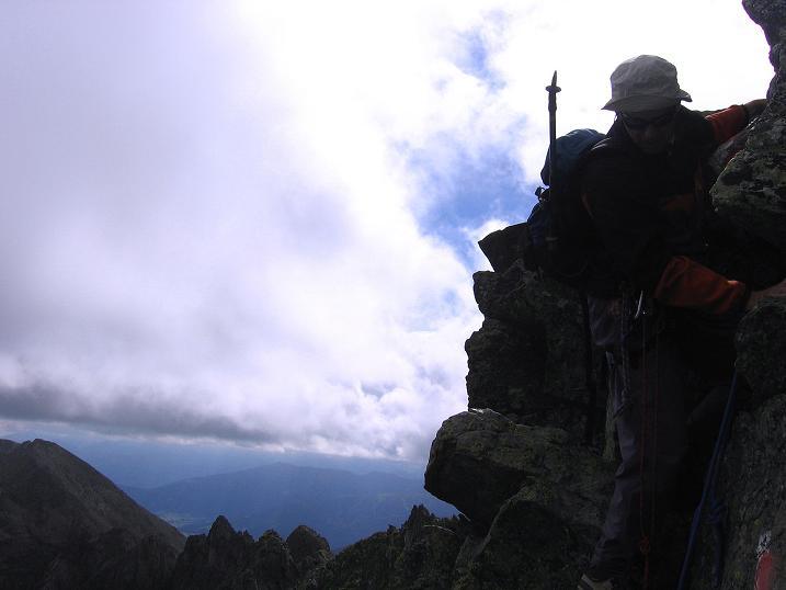 Foto: Andreas Koller / Wander Tour / Vom Prebersee auf das Roteck (2742 m) / 16.08.2010 18:29:09