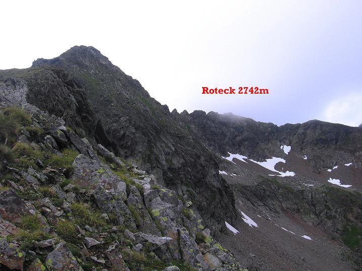 Foto: Andreas Koller / Wander Tour / Vom Prebersee auf das Roteck (2742 m) / Am Mühlbachtörl / 16.08.2010 18:28:53