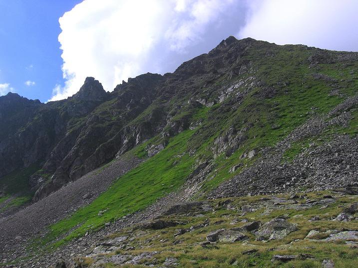 Foto: Andreas Koller / Wander Tour / Vom Prebersee auf das Roteck (2742 m) / 16.08.2010 18:28:37