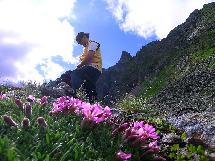 Foto: Andreas Koller / Wander Tour / Vom Prebersee auf das Roteck (2742 m) / 16.08.2010 18:27:27
