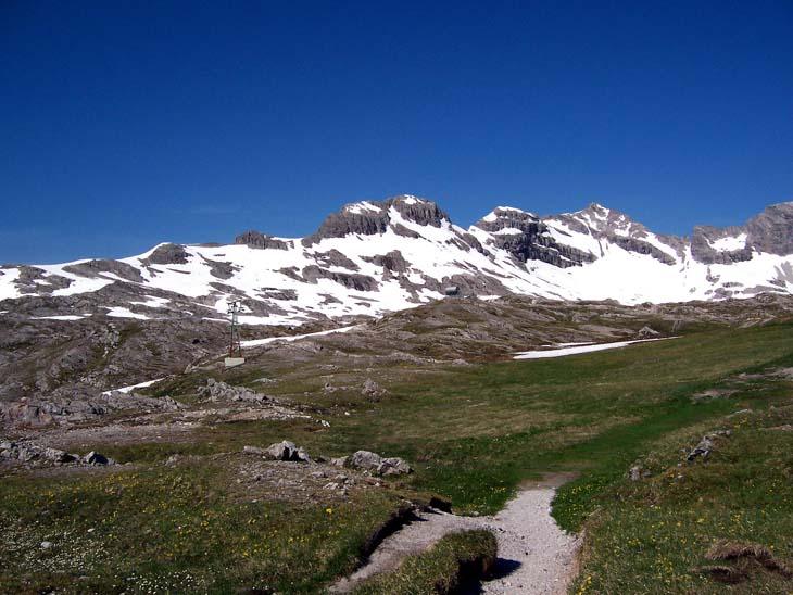 Foto: vince 51 / Wander Tour / Von Lech auf die Hochlichtspitze / 17.07.2009 23:37:50
