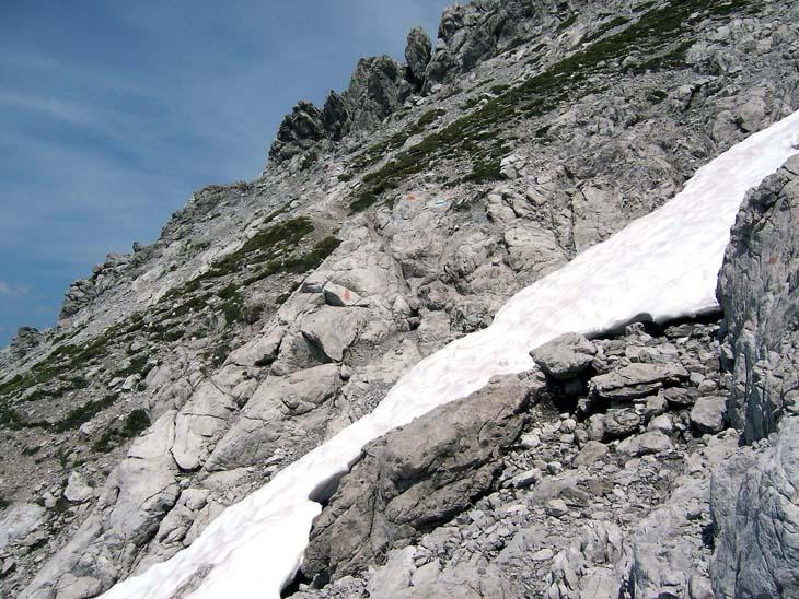 Foto: vince 51 / Wander Tour / Von Lech auf die Hochlichtspitze / der