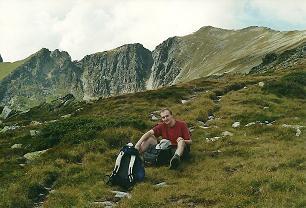 Foto: Wolfgang Dröthandl / Wandertour / Vom Etrachsee auf das Bauleiteck / Anstieg zum Gipfelkamm (rechts) / 01.02.2011 11:40:37