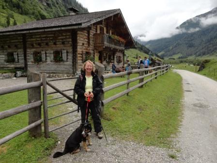 Foto: Wolfgang Dröthandl / Wander Tour / Durch das Seidlwinkltal zum Rauriser Tauernhaus / Gollehenalm / 09.08.2014 14:22:38