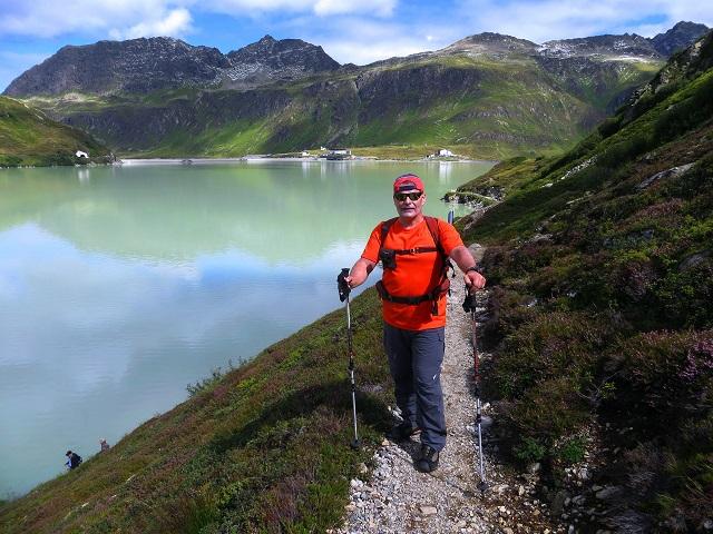 Foto: Andreas Koller / Wander Tour / Über die Wiesbadner Hütte auf den Ochsenkopf (3057 m) / 08.11.2017 02:17:58