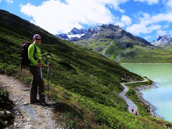 Foto: Andreas Koller / Wander Tour / Über die Wiesbadner Hütte auf den Ochsenkopf (3057 m) / 08.11.2017 02:17:53