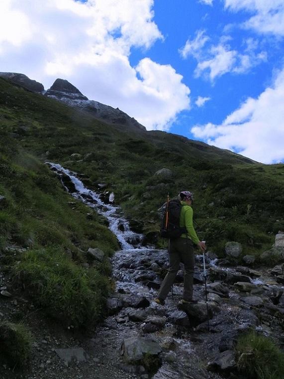 Foto: Andreas Koller / Wander Tour / Über die Wiesbadner Hütte auf den Ochsenkopf (3057 m) / 08.11.2017 02:17:45