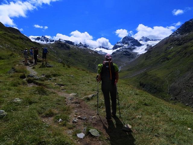 Foto: Andreas Koller / Wander Tour / Über die Wiesbadner Hütte auf den Ochsenkopf (3057 m) / 08.11.2017 02:17:06