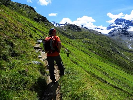 Foto: Andreas Koller / Wander Tour / Über die Wiesbadner Hütte auf den Ochsenkopf (3057 m) / 08.11.2017 02:16:56