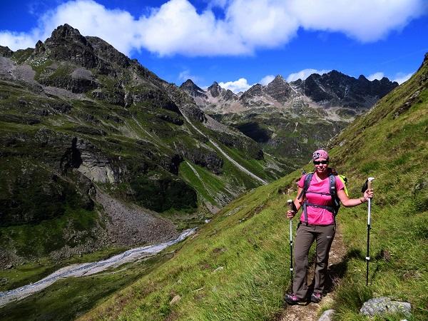 Foto: Andreas Koller / Wander Tour / Über die Wiesbadner Hütte auf den Ochsenkopf (3057 m) / 08.11.2017 02:16:49