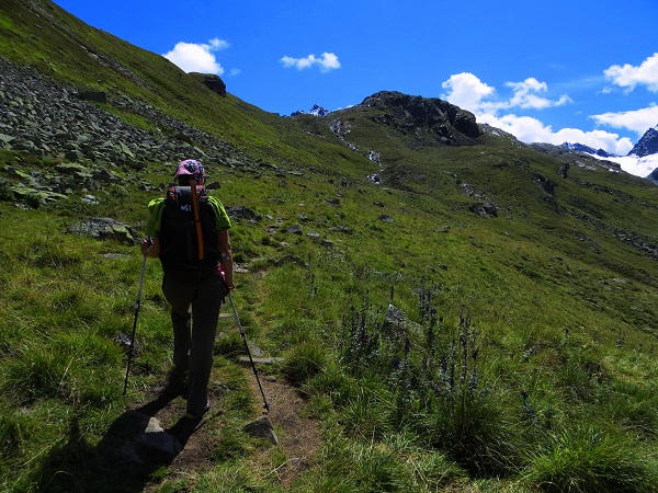 Foto: Andreas Koller / Wander Tour / Über die Wiesbadner Hütte auf den Ochsenkopf (3057 m) / 08.11.2017 02:16:41