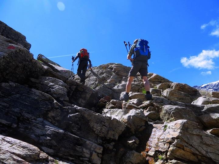 Foto: Andreas Koller / Wander Tour / Über die Wiesbadner Hütte auf den Ochsenkopf (3057 m) / 08.11.2017 02:16:07