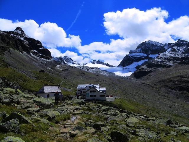 Foto: Andreas Koller / Wander Tour / Über die Wiesbadner Hütte auf den Ochsenkopf (3057 m) / 08.11.2017 02:16:00
