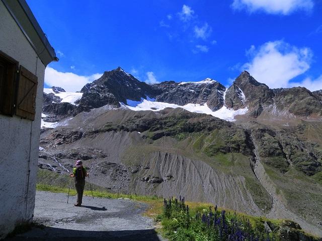 Foto: Andreas Koller / Wander Tour / Über die Wiesbadner Hütte auf den Ochsenkopf (3057 m) / 08.11.2017 02:15:52