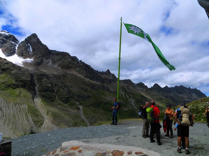 Foto: Andreas Koller / Wander Tour / Über die Wiesbadner Hütte auf den Ochsenkopf (3057 m) / 08.11.2017 02:15:16