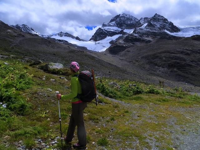 Foto: Andreas Koller / Wander Tour / Über die Wiesbadner Hütte auf den Ochsenkopf (3057 m) / 08.11.2017 02:15:07