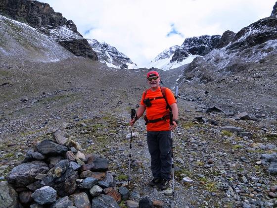 Foto: Andreas Koller / Wander Tour / Über die Wiesbadner Hütte auf den Ochsenkopf (3057 m) / 08.11.2017 02:14:33