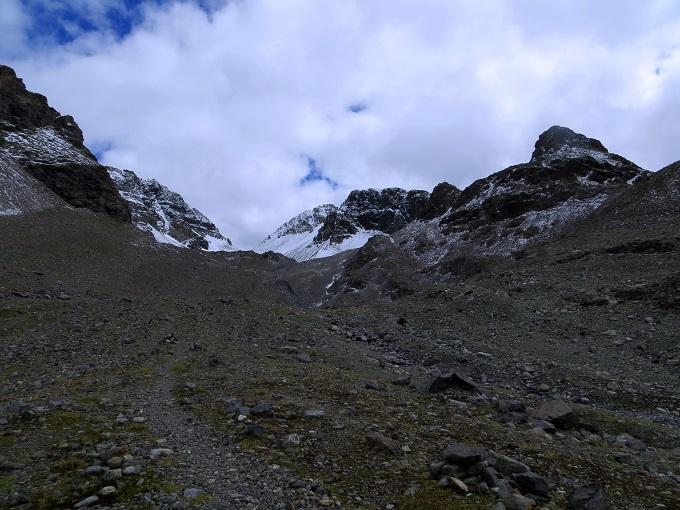 Foto: Andreas Koller / Wander Tour / Über die Wiesbadner Hütte auf den Ochsenkopf (3057 m) / 08.11.2017 02:14:15