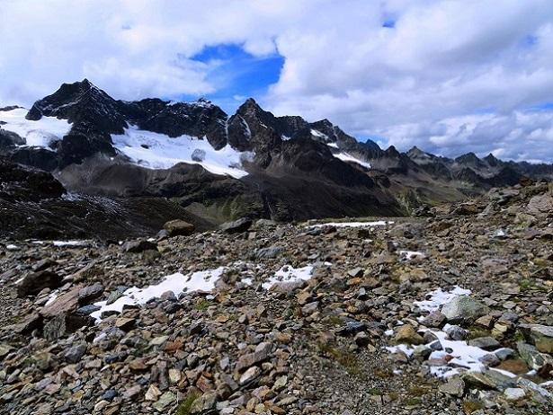 Foto: Andreas Koller / Wander Tour / Über die Wiesbadner Hütte auf den Ochsenkopf (3057 m) / 08.11.2017 02:14:01