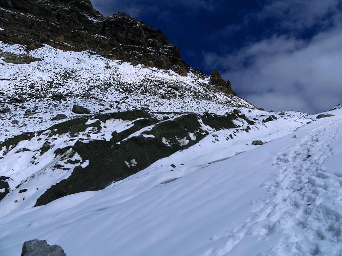 Foto: Andreas Koller / Wander Tour / Über die Wiesbadner Hütte auf den Ochsenkopf (3057 m) / 08.11.2017 02:13:17