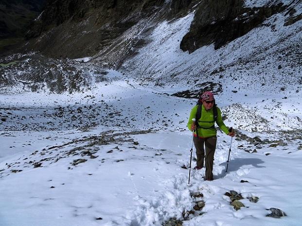 Foto: Andreas Koller / Wander Tour / Über die Wiesbadner Hütte auf den Ochsenkopf (3057 m) / 08.11.2017 02:13:01