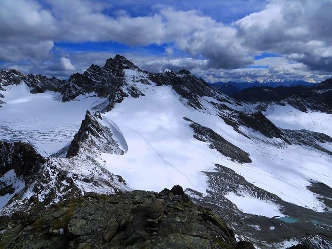 Foto: Andreas Koller / Wander Tour / Über die Wiesbadner Hütte auf den Ochsenkopf (3057 m) / 08.11.2017 02:11:39