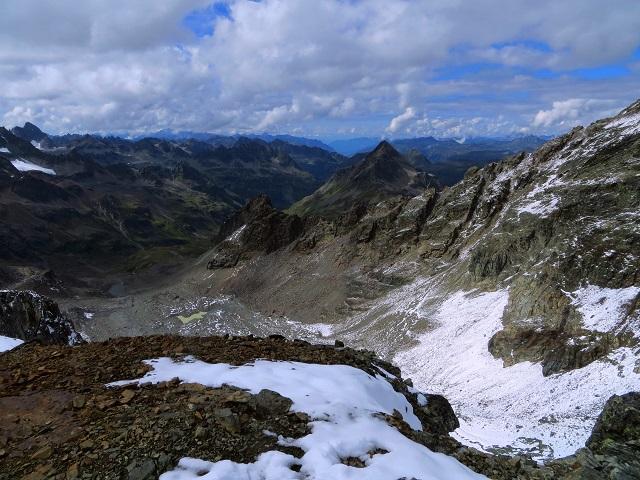 Foto: Andreas Koller / Wander Tour / Über die Wiesbadner Hütte auf den Ochsenkopf (3057 m) / 08.11.2017 02:10:59