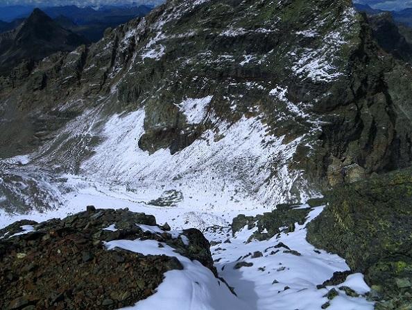 Foto: Andreas Koller / Wander Tour / Über die Wiesbadner Hütte auf den Ochsenkopf (3057 m) / 08.11.2017 02:10:38