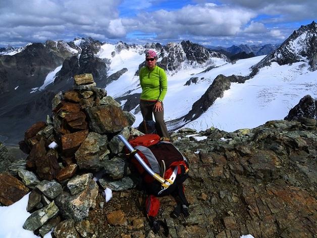 Foto: Andreas Koller / Wander Tour / Über die Wiesbadner Hütte auf den Ochsenkopf (3057 m) / 08.11.2017 02:10:28