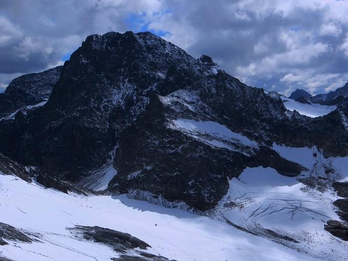 Foto: Andreas Koller / Wander Tour / Über die Wiesbadner Hütte auf den Ochsenkopf (3057 m) / Piz Buin (3312m) / 08.11.2017 02:10:19