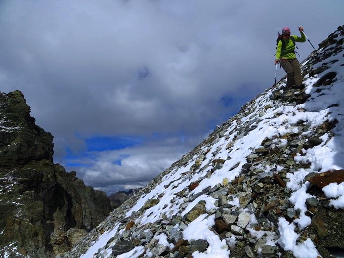 Foto: Andreas Koller / Wander Tour / Über die Wiesbadner Hütte auf den Ochsenkopf (3057 m) / 08.11.2017 02:09:28