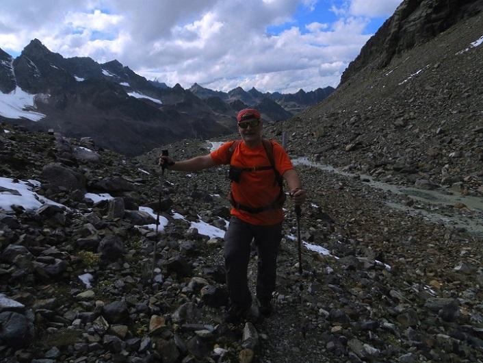 Foto: Andreas Koller / Wander Tour / Über die Wiesbadner Hütte auf den Ochsenkopf (3057 m) / 08.11.2017 02:08:50