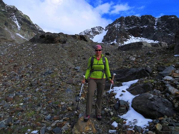 Foto: Andreas Koller / Wander Tour / Über die Wiesbadner Hütte auf den Ochsenkopf (3057 m) / 08.11.2017 02:08:41