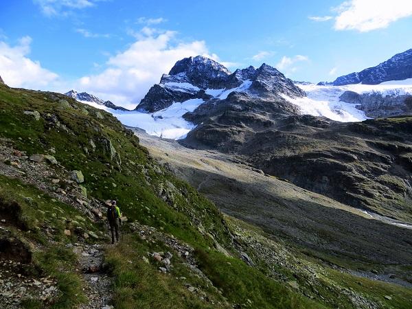 Foto: Andreas Koller / Wander Tour / Über die Wiesbadner Hütte auf den Ochsenkopf (3057 m) / 08.11.2017 02:08:06