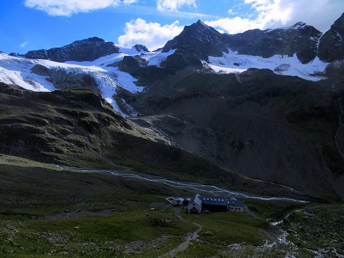 Foto: Andreas Koller / Wander Tour / Über die Wiesbadner Hütte auf den Ochsenkopf (3057 m) / 08.11.2017 02:07:56