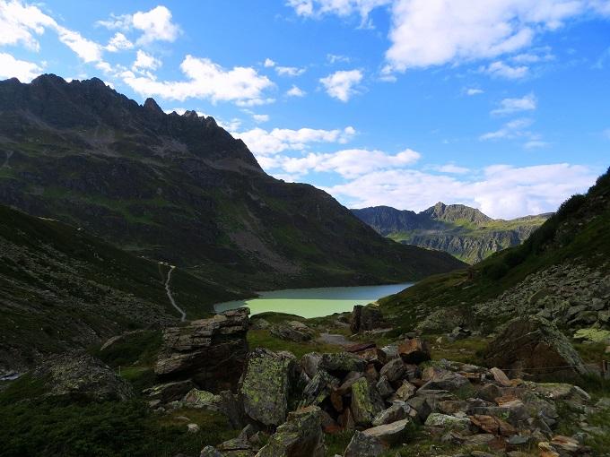Foto: Andreas Koller / Wander Tour / Über die Wiesbadner Hütte auf den Ochsenkopf (3057 m) / 08.11.2017 02:07:14