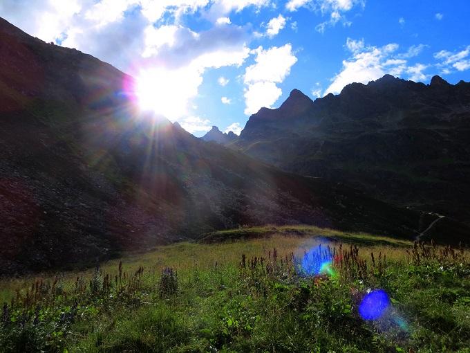 Foto: Andreas Koller / Wander Tour / Über die Wiesbadner Hütte auf den Ochsenkopf (3057 m) / 08.11.2017 02:07:05
