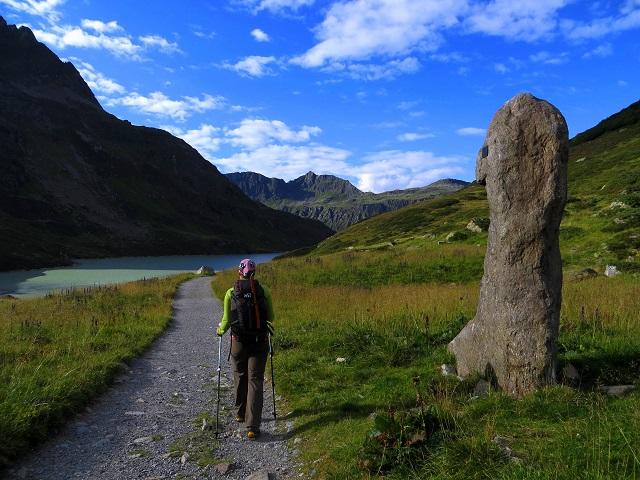 Foto: Andreas Koller / Wander Tour / Über die Wiesbadner Hütte auf den Ochsenkopf (3057 m) / 08.11.2017 02:06:57