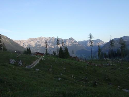 Foto: hofchri / Wander Tour / Watzmann - Überschreitung / 03.10.2009 18:02:01