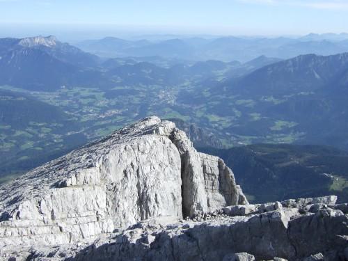 Foto: hofchri / Wander Tour / Watzmann - Überschreitung / 03.10.2009 18:07:47