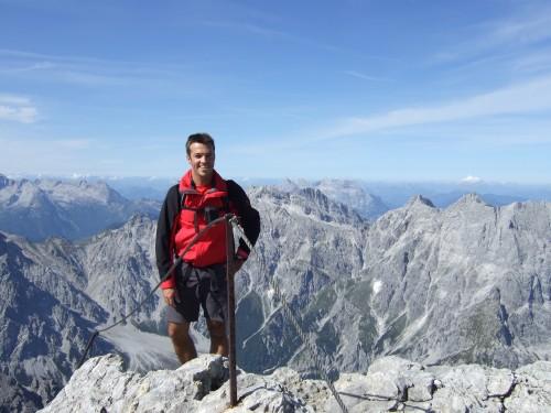 Foto: hofchri / Wander Tour / Watzmann - Überschreitung / perfekte Bedingungen, dafür viel los / 03.10.2009 18:13:01